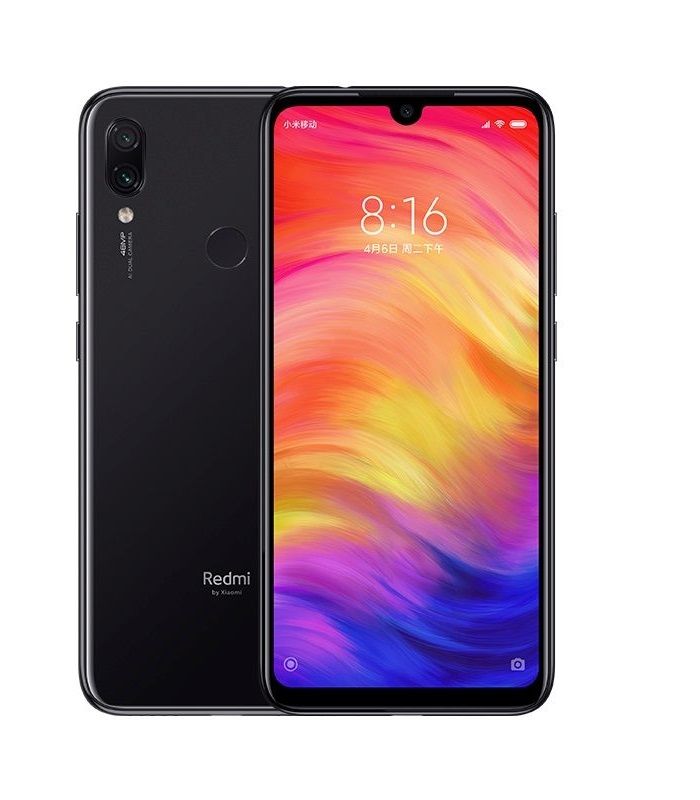 Xiaomi Redmi Note 7 Global 4GB/64GB Black + DARČEKY