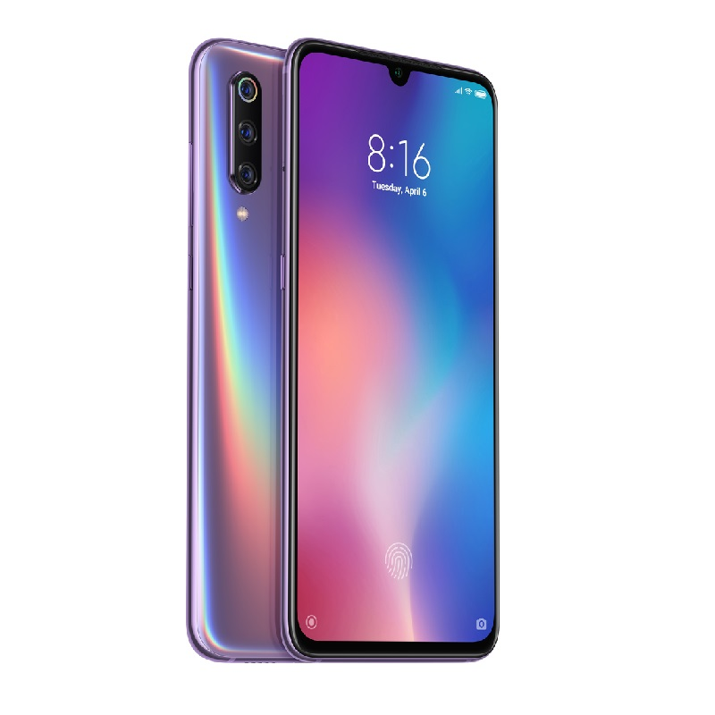 Xiaomi Mi 9 (6GB/64GB) Global, Violet + DARČEKY