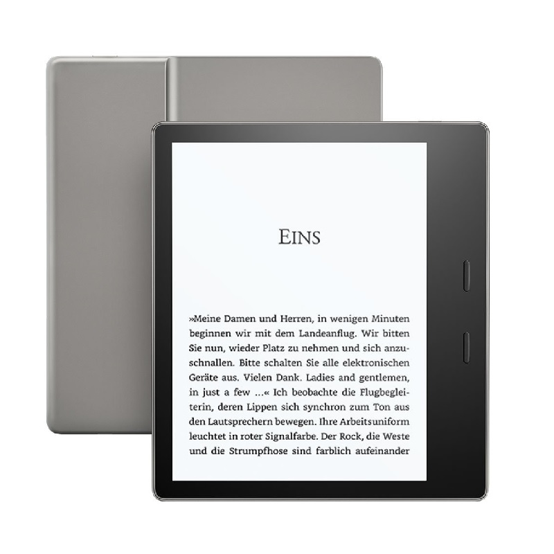 Amazon Kindle Oasis 3 WiFi, 8GB, bez reklám, grafit