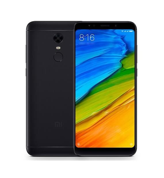 Xiaomi Redmi 5 Plus 4GB/64GB, Black (Čierny)
