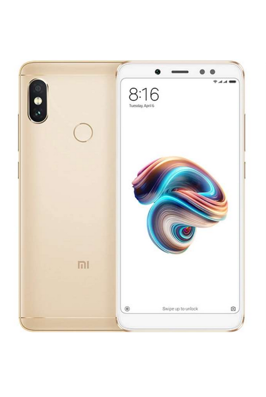 Xiaomi Redmi Note 5 Global 3GB/32GB Gold + DARČEKY