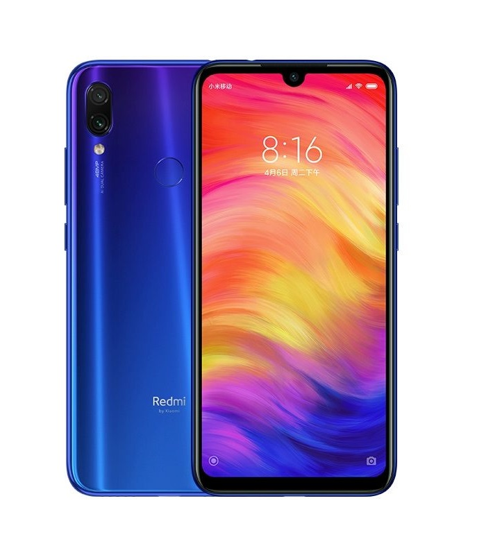 Xiaomi Redmi Note 7 Global 4GB/128GB Blue + DARČEKY