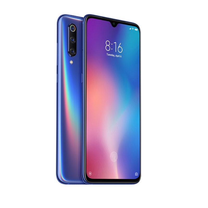 Xiaomi Mi 9 (6GB/128GB) Global, Blue + DARČEKY
