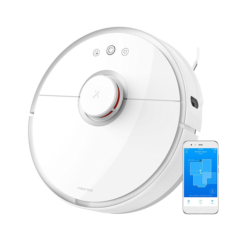 Xiaomi Roborock Sweep One S50 white + LED žiarovka