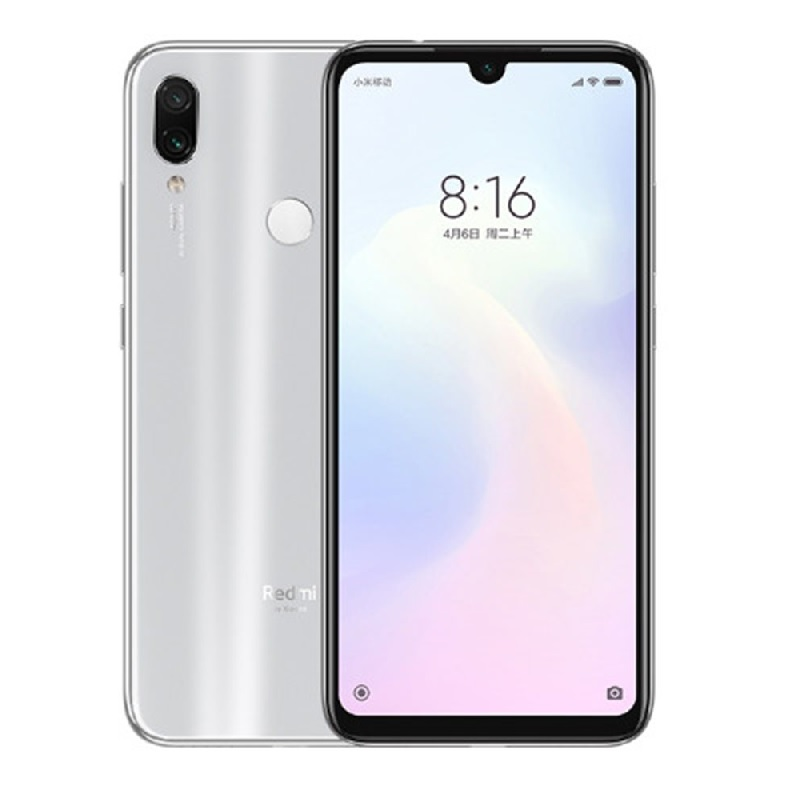 Xiaomi Redmi Note 7 Global 4GB/64GB White + DARČEKY