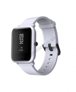 Xiaomi Amazfit Bip, white cloud